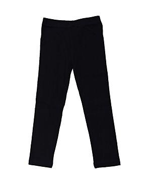 Girls Plain Leggings PL0026