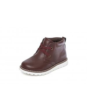 BOYS ARLO NAVY AND BROWN BOOT Boys Boots