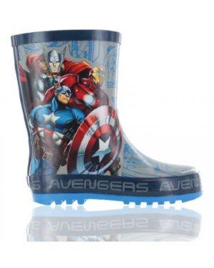 Boys Avengers Force Wellies TD9323