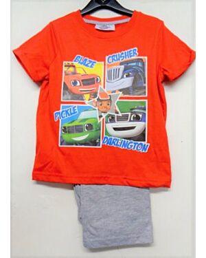 Boys Blaze Crusher Pyjamas QA2109