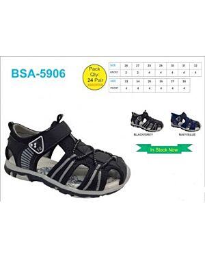 BOYS COMFORTABLE FASHIONABLE SANDAL Plus Free Delivery Over £75