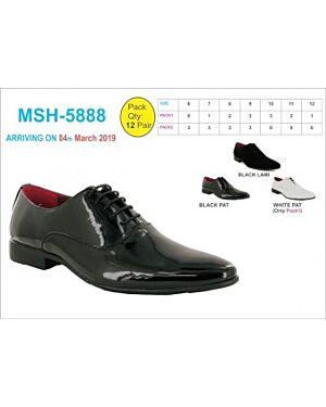 Mens Formal School Shoes QA2373