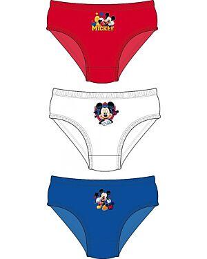 MICKEY MOUSE 3PK BRIEFS - MJ6119
