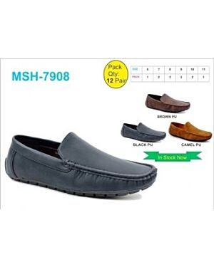 Mens Plain Formal and Casual Shoe QA2359