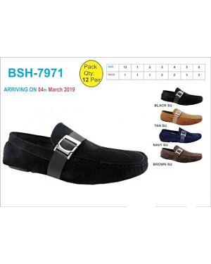 Boys Smart Buckle Shoes QA2366