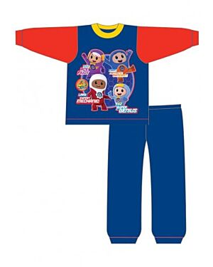 BOYS TODDLER GO JETTERS SNUGGLE FIT PYJAMAS QA616