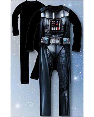 Boys Disney Star Wars Darth Vader Fancy Dress Costume Dress Up TD10337