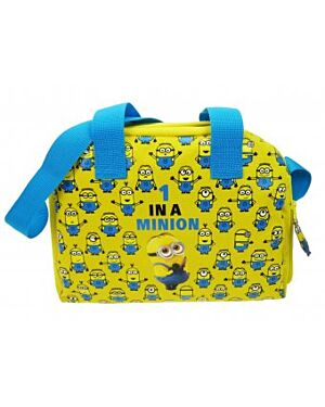 DESPICABLE ME MINIONS HOLDALL BAG - MJ5537
