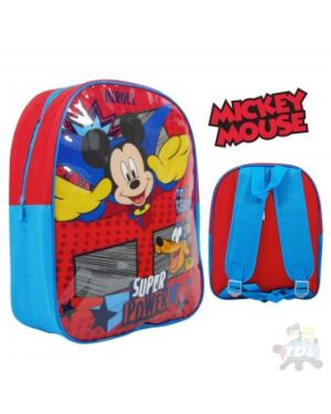 DISNEY MICKEY MOUSE ARCH BACKPACK - QA2120