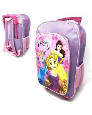 DISNEY PRINCESS DELUXE TROLLEY BACKPACK - QA1039