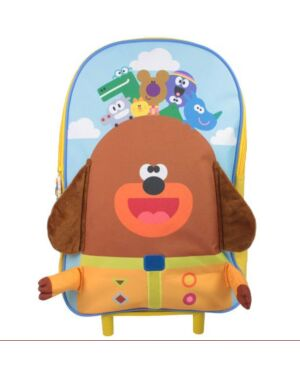 Hey Duggee Gary Boys Girls Wheeled Bag Luggage PL559
