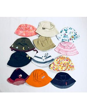 EX CHAIN STORE KIDS ASSORTED HATS - QA449