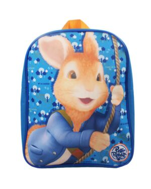 BOYS PETER RABBIT FRANK JUNIOR BACKPACK PL1272