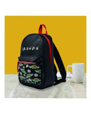 Friends PU Leather Backpack BSS-SLFS064