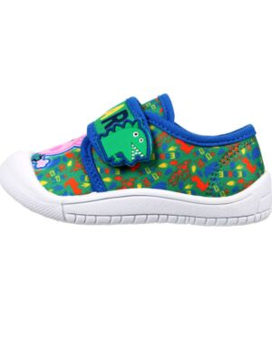 Kids George Petra Easy Fasten Summer Trainers PL1320