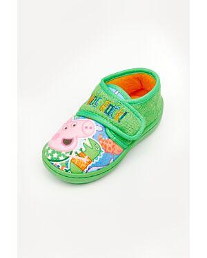 George Pig Greene slipper 5X10 355542___WL-GSI23079