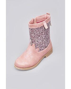 BMS Coral glitter unicorn boot 7X2 122222211___WL-GBI20082
