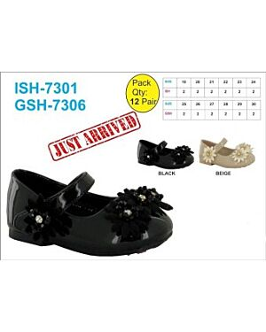 GIRLS COMFORTABLE PARTY SHOES
