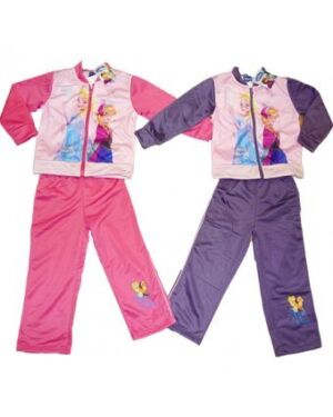 Girls Disney Frozen Track Suit TD10040