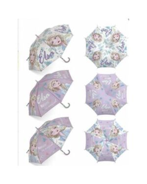 PL0245- Girls Frozen Umbrella PL0245