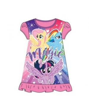 GIRLS MY LITTLE PONY NIGHTIE TD10613