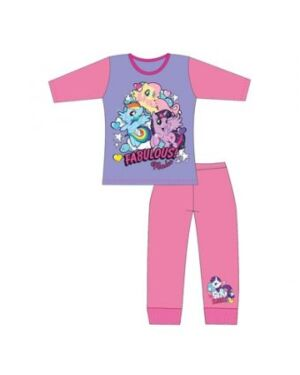 GIRLS OLDER MY LITTLE PONY PJS TD10892