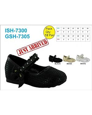 GIRLS PARTY SHOES QA105