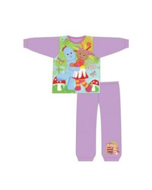 GIRLS TODDLER IN THE NIGHT GARDEN SNUGGLE FIT PJS TD9830