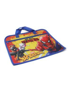 Book Document School Bag Spiderman___TM1717-9183