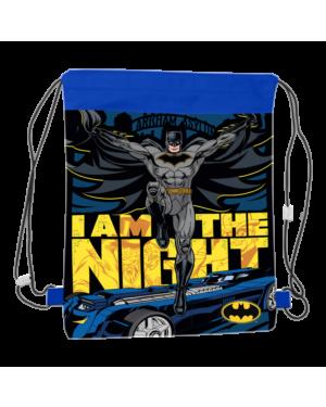 Pull String Bag Batman___TM11055-9310