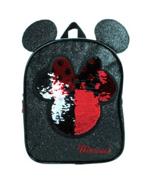 Disney Minnie Mouse reversible sequin backpack QA7080 WH