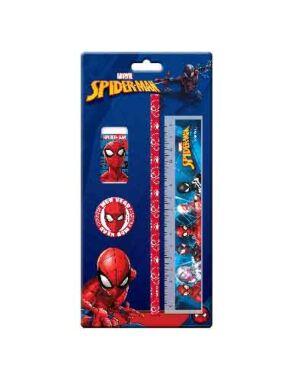 Spiderman Stationery Set TM-3042-21125