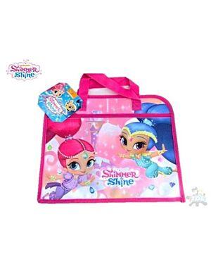 Book Document School Bag Shimmer & Shine___TM1717-7433