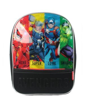Marvel Avengers Wally Official School Bag PL563