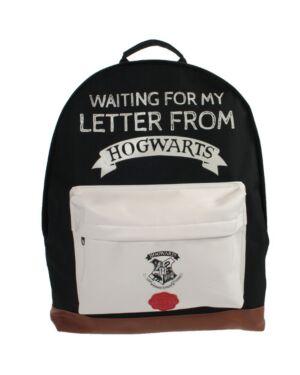 Harry Potter Hogwarts Letter of Acceptance Backpack School Bag Unisex PL542 WH