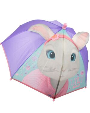 PETER RABBIT LILY BOBTAIL ELEANOR NOVELTY UMBRELLA PL603