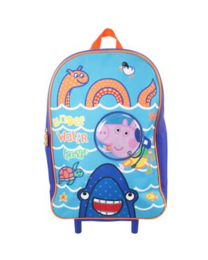George Scotty Boys Girls Wheeled Bag Luggage PL588