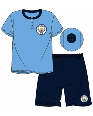 Mens Manchester City Shortie _ _AKWH32018