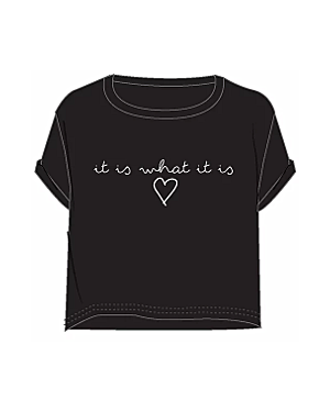 WOMENS WHAT IT IS T-SHIRT PL1566