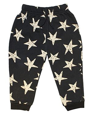 Baby Jogging Bottoms with all over stars Print PL1851