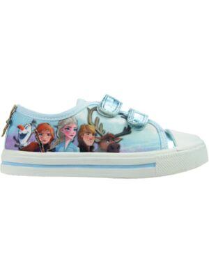 Girls Disney Frozen Killy Trainer Canvas PL1242