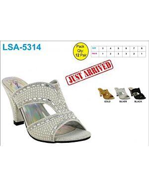 LADIES ELEGANT PARTY FASHIONABLE SANDALS iPretty Lady's Elegant Snug Fashion Suede Leather Mid Heel Wedges