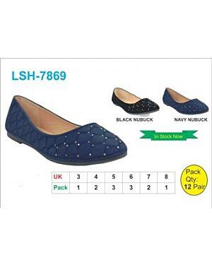 LADIES FASHIONABLE SMART SHOE - QA2574