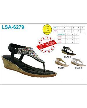 LADIES FASHIONABLE TRENDY SANDAL - QA065
