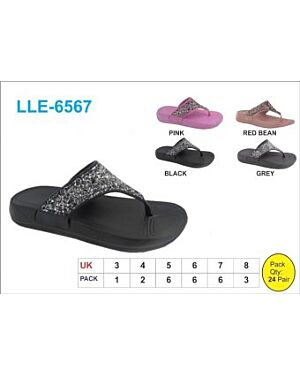 LADIES FASHIONABLE TRENDY SANDAL QA128