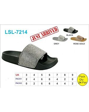 LADIES FASHIONABLE TRENDY SANDAL