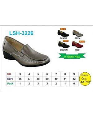 Ladies Leather Shoes QA2293