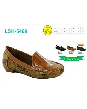 Ladies Leather Shoes QA2298