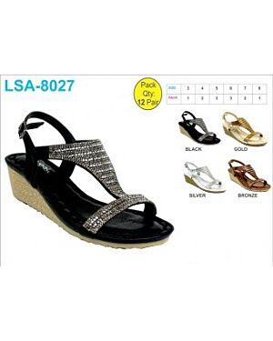 LADIES PARTY FASHIONABLE SANDALS - QA2543