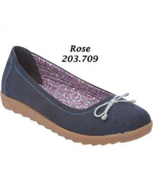 Wholesale Ladies Rose Shoes